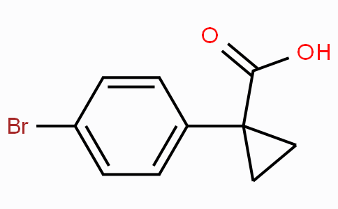 1-(4-Bromophenyl)cyclopropanecarboxylic acid