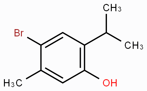 4-Bromo-2-isopropyl-5-methylphenol