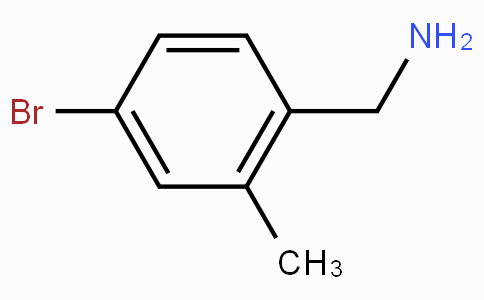 4-Bromo-2-methyl benzyl amine