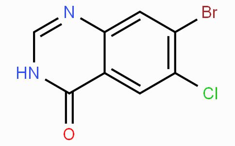 7-Bromo-6-chloro-4(3H)-quinazolinone