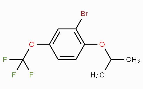 2-Bromo-1-isopropoxy-4-(trifluoromethoxy)benzene