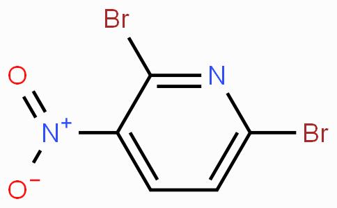 2,6-Dibromo-3-nitropyridine