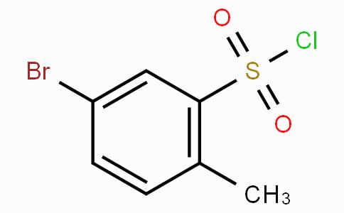 5-Bromo-2-methylbenzene-1-sulfonyl chloride