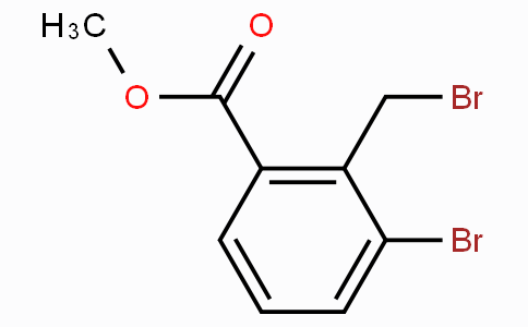 Methyl 3-bromo-2-(bromomethyl)benzoate