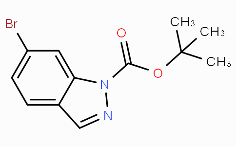 Tert-butyl 6-bromo-1H-indazole-1-carboxylate
