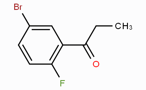 1-(5-Bromo-2-fluorophenyl)propan-1-one