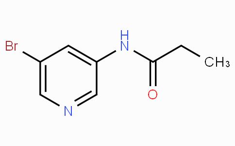 N-(5-Bromopyridin-3-yl)propionamide