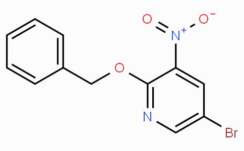 2-(Benzyloxy)-5-bromo-3-nitropyridine