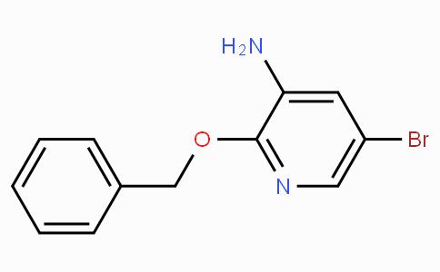 2-(Benzyloxy)-5-bromopyridin-3-amine