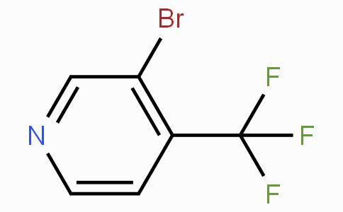 3-Bromo-4-(trifluoromethyl)pyridine