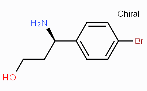 (3R)-3-氨基-3-(4-溴苯基)丙醇