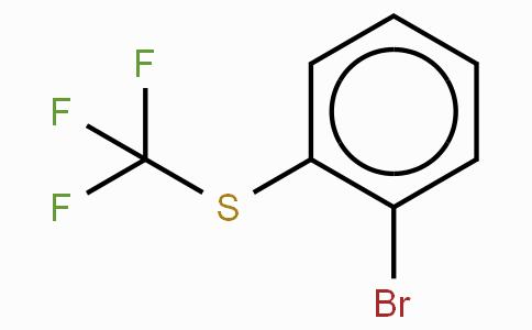 2-(Trifluoromethylthio)bromobenzene