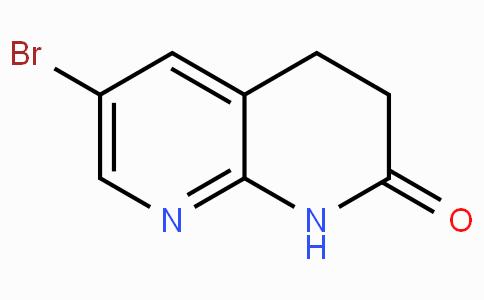6-溴-3,4-二氢-1H-[1,8]萘啶-2-酮