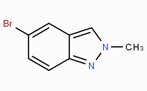 5-Bromo-2-methyl-2H-indazole