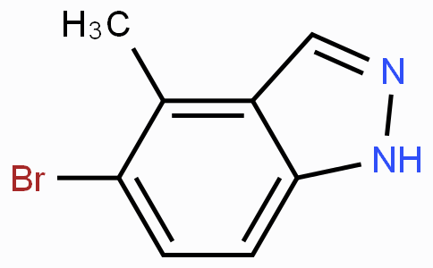 5-Bromo-4-methyl-1H-indazole
