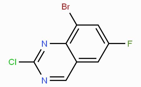 8-溴-2-氯-6-氟喹唑啉