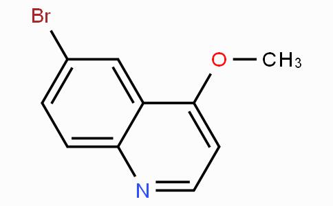 6-Bromo-4-methoxyquinoline