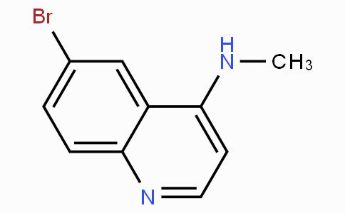 6-Bromo-N-methylquinolin-4-amine