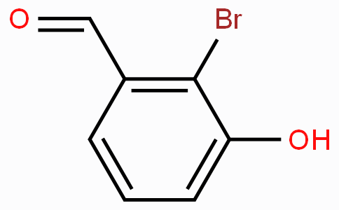 2-Bromo-3-hydroxybenzaldehyde