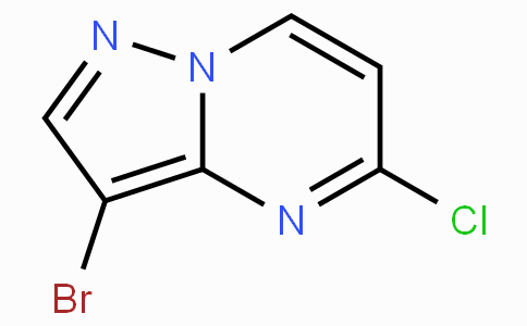 3-溴-5-氯吡唑[1,5-A]并嘧啶