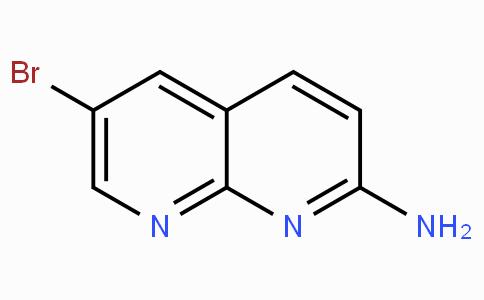 6-Bromo-1,8-naphthyridin-2-amine