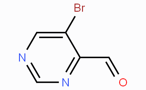 5-溴-4-嘧啶甲醛