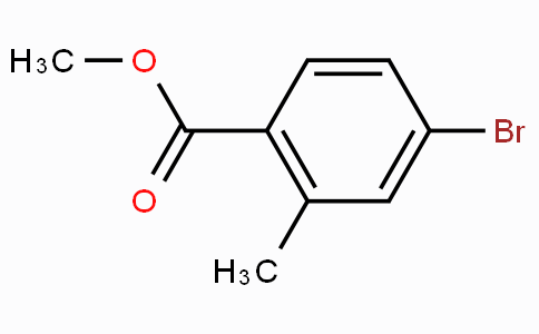 Methyl-4-bromo-2-methylbenzoate