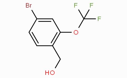 4-Bromo-2-(Trifluoromethoxy)Benzyl alcohol