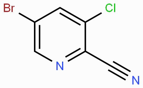 5-Bromo-2-cyano-3-chloropyridine