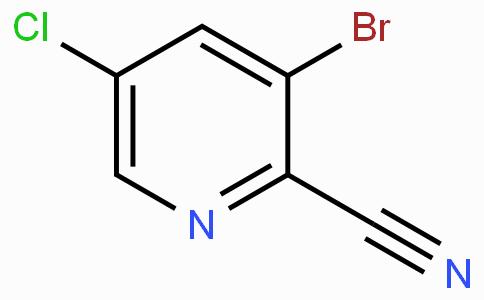 3-Bromo-2-cyano-5-chloropyridine