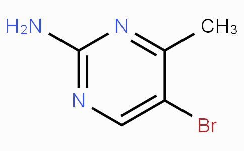 2-Amino-4-methyl-5-bromopyrimidine