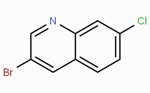 3-Bromo-7-chloroquinoline