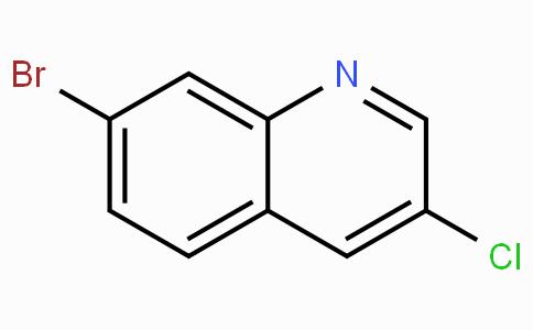 7-Bromo-3-chloroquinoline