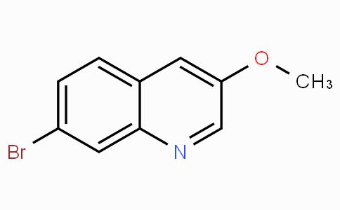 7-Bromo-3-methoxyquinoline