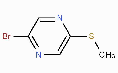 2-Bromo-5-(methylthio)pyrazine