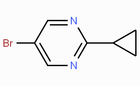 5-Bromo-2-cyclopropylpyrimidine