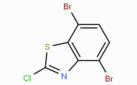2-Chloro-4,7-dibromobenzothiazole