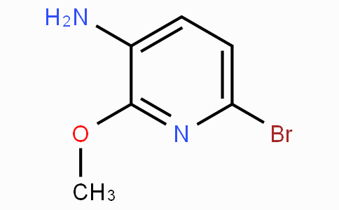 3-Amino-6-bromo-2-methoxypyridine
