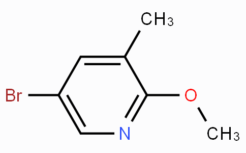 5-Bromo-2-methoxy-3-methylpyridine