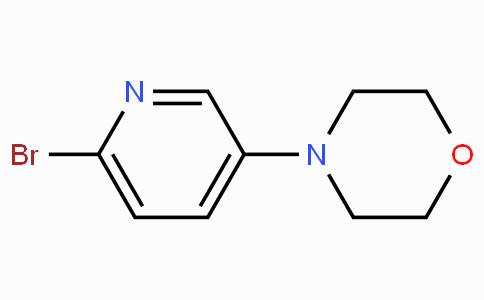 4-(6-Bromopyridin-3-yl)morpholine
