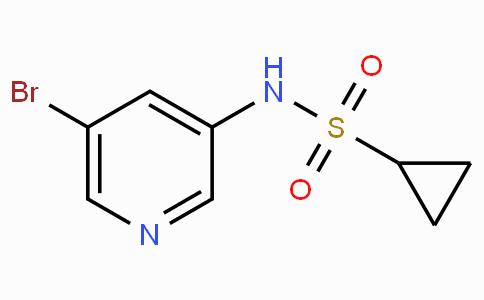N-(5-Bromopyridin-3-yl)cyclopropanesulfonamide