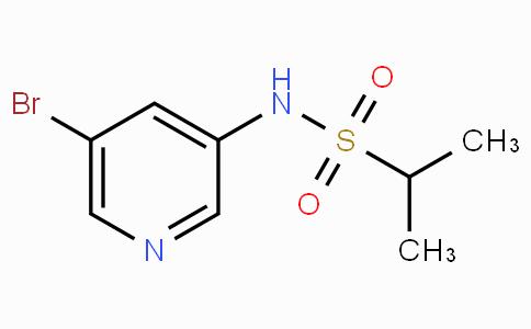 N-(5-Bromopyridin-3-yl)propane-2-sulfonamide