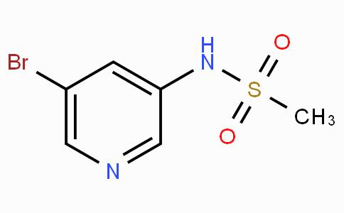 N-(5-Bromopyridin-3-yl)methanesulfonamide
