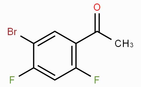 1-(5-溴-2,4-二氟苯基)乙酮