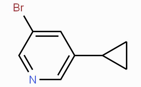 3-Bromo-5-cyclopropylpyridine