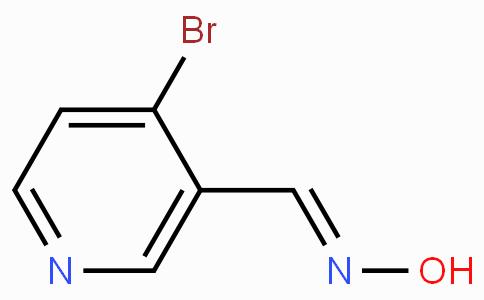 (E)-4-bromonicotinaldehyde oxime