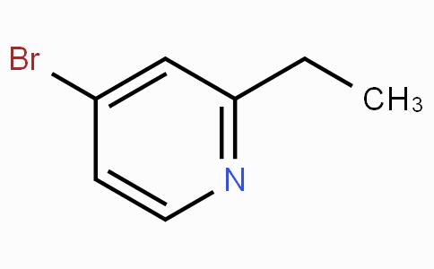 4-Bromo-2-ethylpyridine
