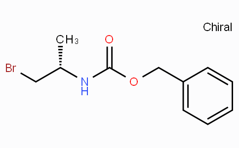 (S)-Benzyl 1-bromopropan-2-ylcarbamate