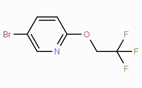 5-Bromo-2-(2,2,2-trifluoroethoxy)pyridine