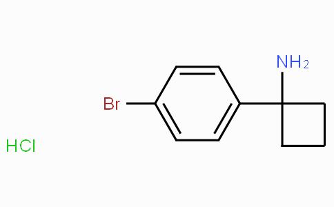 1-(4-Bromophenyl)cyclobutanamine (hydrochloride)
